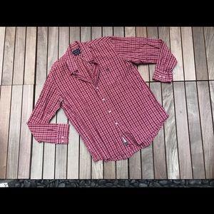 HENRI LLOYD   Classic Fit Button Down Shirt Sleeve